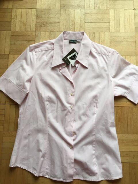 NEU mit Etikett /Esmara- Damen Bluse Gr. 40 / rosa - weiß gestreift