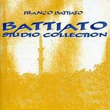 Franco Battiato - Studio Collection [2 CD] EMI MKTG