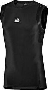 adidas-Techfit-Powerweb-Laufshirt-Trainingsshirt-Laufshirt-Sport-Gr-XL