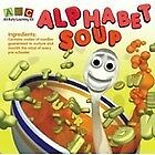 ALPHABET SOUP ABC FOR KIDS CD NEW!