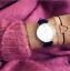 Fashion-Women-Gold-Silver-Punk-Cuff-Bracelet-Bangle-Chain-Wristband-Set-Jewelry thumbnail 78