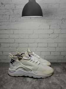 Nike-Womens-Air-Huarache-Run-Ultra-White-Running-Shoes-7-5-Medium-819151-101