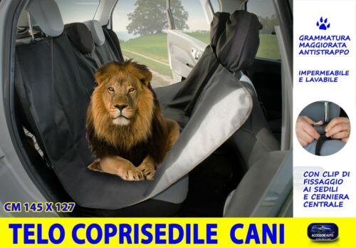 Telo Coprisedile universale Cane auto trasporto animali in teli copertura sedili