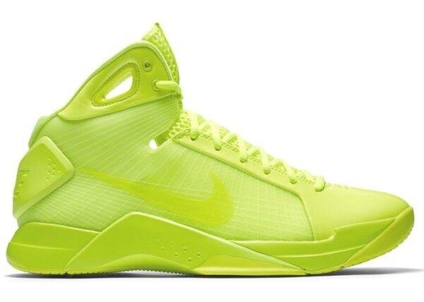 2016 Nike Hyperdunk 08 Kobe Bryant Beijing Olympics Volt 820321 700 Sz 7 Neon