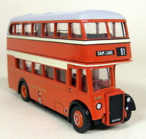 EFE-1-76-Scale-15906-Leyland-PD1-Highbridge-Lancashire-United-Diecast-Model-Bus