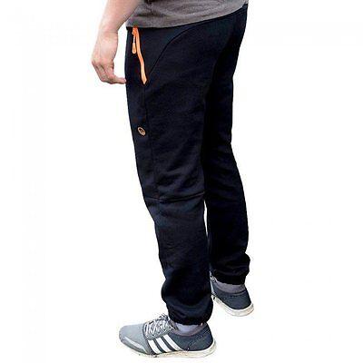 Devoto Guru Tech Pantaloni Sportivi Nero/abbigliamento/pesca-mostra Il Titolo Originale