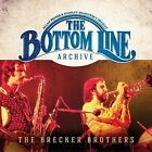 Bottom Line Archive Series 1976 0819376021126 by Brecker Brothers CD