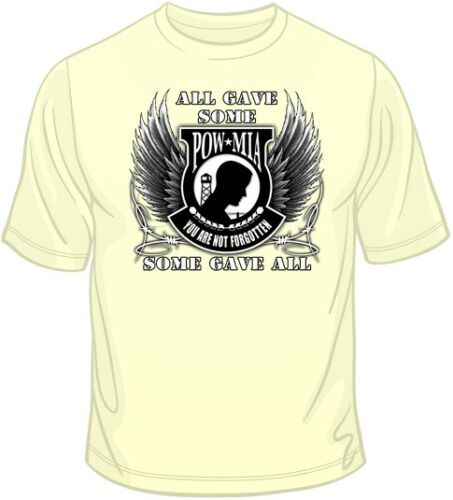 Size All Gave Some Some Gave All T Shirt You Choose Style Color 10814