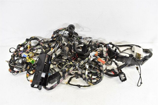 2014 Ford Focus St Dash Instrument Wiring Harness