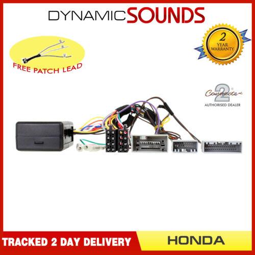 Eonon joying Volante Tallo Adaptador De Control Para Honda Civic CR-V