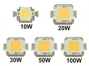 CHIP-LED-10W-20W-30W-50W-100W-BIANCO-FREDDO-BIANCO-CALDO-RICAMBIO-FARO-A-LED
