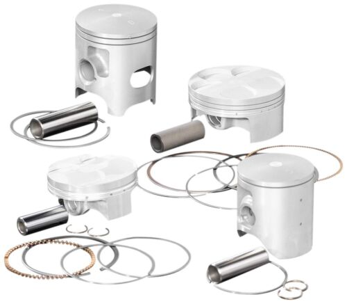 Wiseco Piston Kit 0.25mm Oversize to 66.25mm 562M06625