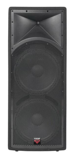 Cerwin-Vega INT-252V2 Dual 15in 2.5-way Full-range Speaker,