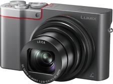 Artikelbild PANASONIC Lumix DMC-TZ 101 EG-S LEICA Digitalkamera 4K 1 Zoll Sensor