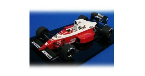 Limitada Da Web Studio 27 HP2015 1:20 ZK891 Japão Grand Prix 1989 Kit Multimídia