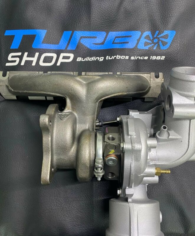 Audi/VW Volkswagen Golf 6 GTI,  A4, A6 2.0L TFSI Turbo Charger in stock at The Turbo Shop