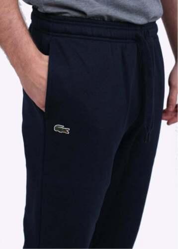 Lacoste Herren Jogginghose Sporthose Sweatpants Jogger navvy mit Etikett NEU
