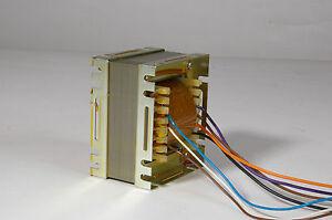 Output-transformador-Hiwatt-DR103-100W-de-vaiven-4-x-EL34-6L6-Tubo-amplifier
