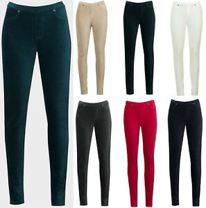 genuine super popular timeless design Details about Style & Co Stretch Cord Leggings Trousers Corduroy Pants  jeans Ladies Womans