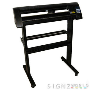 NEW-EH721-VINYL-PLOTTER-CUTTER-OPTICAL-EYE-WITH-STAND-28-INCH-CHOOSE-SOFTWARE