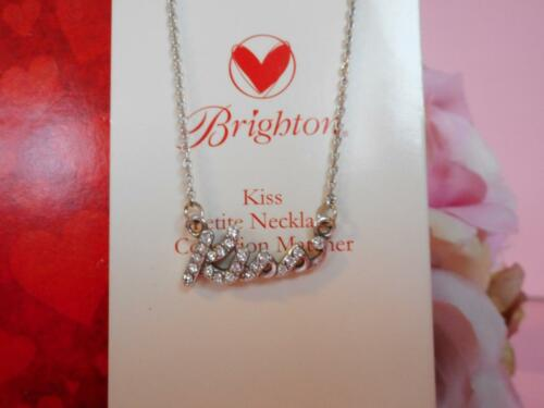 Brighton Petite Love Necklace NWT