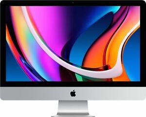 """Apple 27"""" iMac with Retina 5K Display Mid 2020 MXWT2LL/A Intel i5 AMD 5300 256GB"""