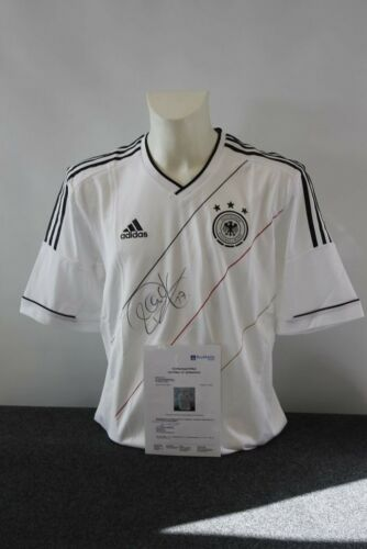 Deutschland Trikot, Authentic Version, Per Mertesacker signiert, DFB, XL