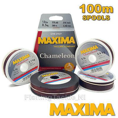 Maxima Chameleon 200m Spools Fishing Line