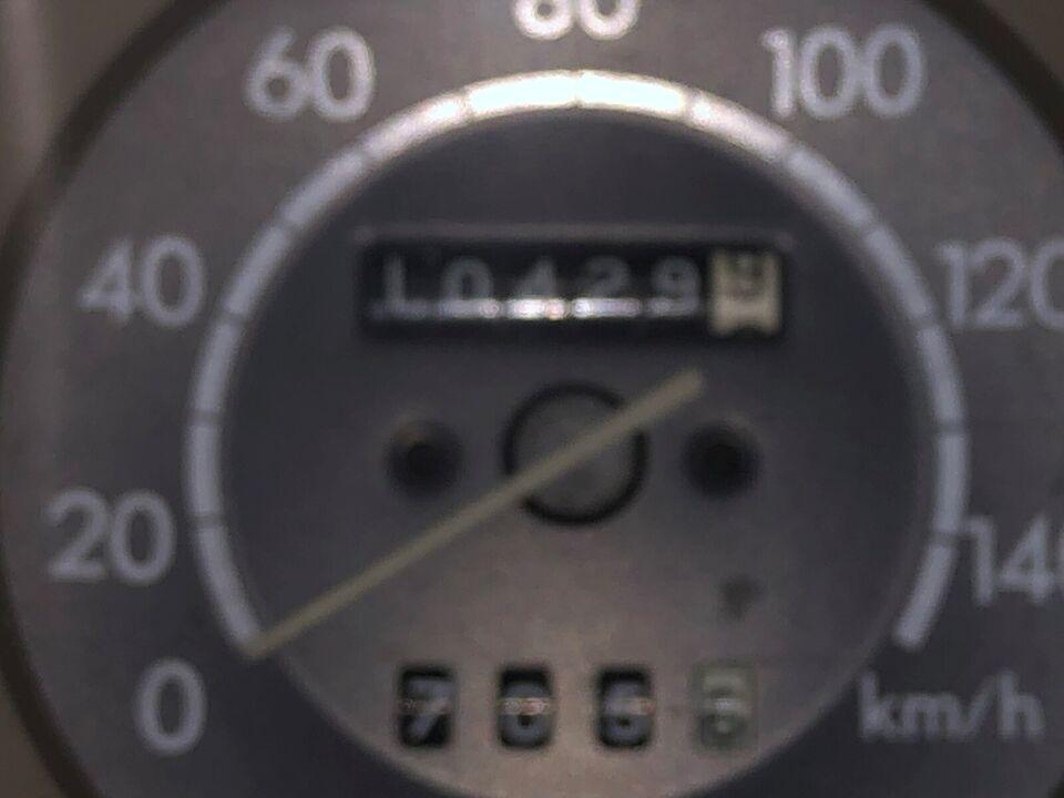 Toyota LiteAce, 1,3, Benzin
