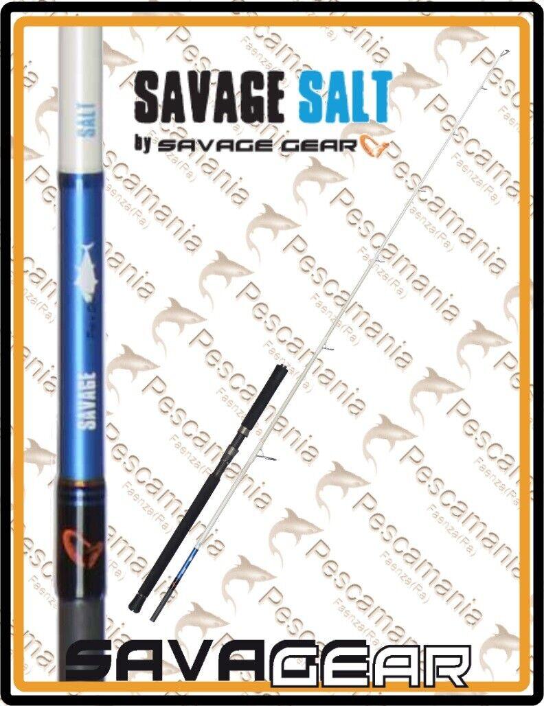 Canna Savage Gear POP N STICKS popping spinning pesca al tonno