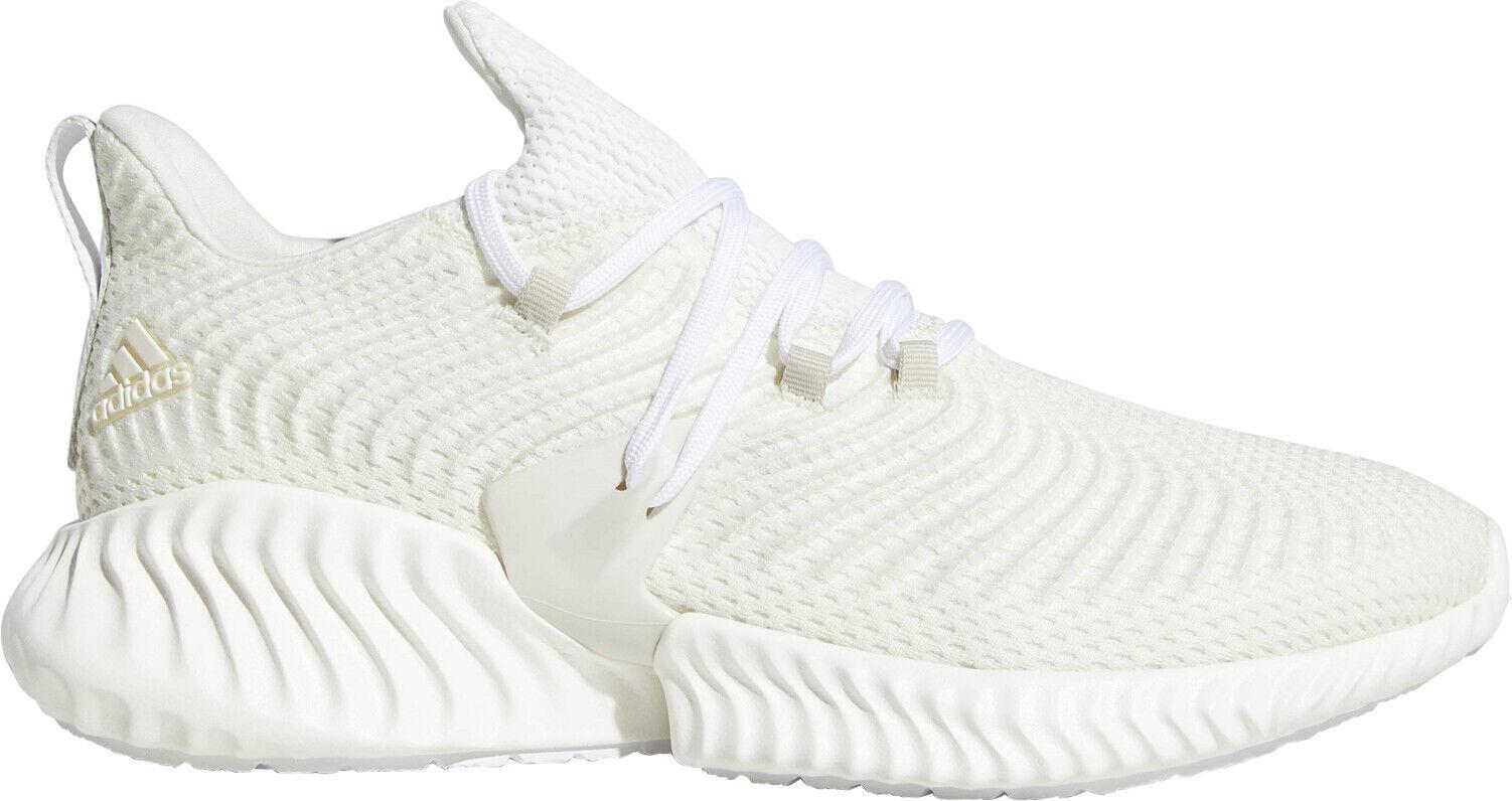 Adidas AlphaBounce Instinct Instinct Instinct Mens Running shoes - White 75daf7