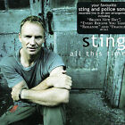 All This Time [Bonus Track] by Sting (Gordon Matthew Thomas Sumner) (CD, Nov-2001, A&M (USA))