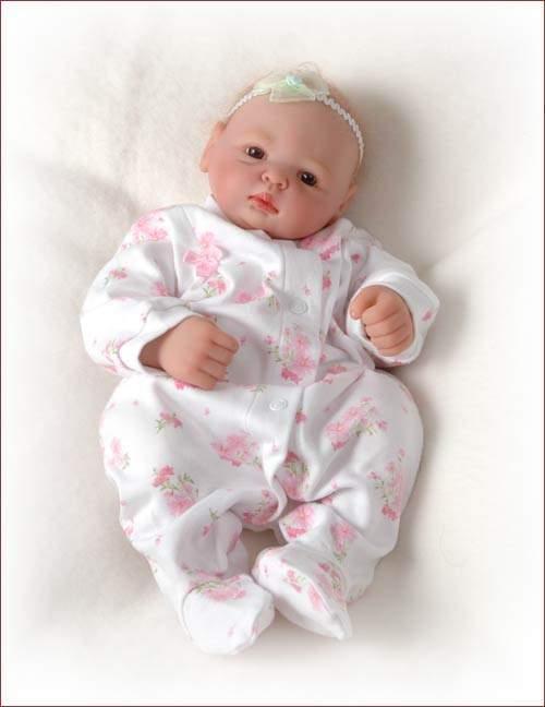 Secrist Doll Kit Kit Kit 1 4 limbs 17 inch Lollipop for Reborning  REBORN DOLL SUPPLIES 1d09f0