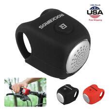 RockBros Cycling MTB Bicycle Electric Horn Rainproof Handlebar Bell Black
