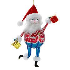 Christopher Radko - Prancer Dancer - Italian Santa - Retired Ornament 1016285