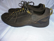 TIMBERLAND BROWN LEATHER OUTDOOR  LACE UP BOOT  SIZE UK 9 EU 43 US 9.5 M  VGC