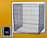 Gas Fire Heater Safety Screen Child Guard 62cm X 52cm B/new