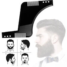 beard styling and shaping template comb tool groom1 by groomarang ebay