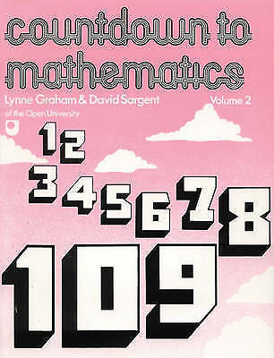 1 of 1 - COUNTDOWN TO MATHEMATICS: VOL. II., Graham, Lynne & David Sargent., Used; Very G