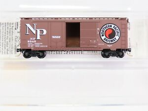 N-Scale-MTL-Micro-Trains-22040-NP-Northern-Pacific-40-039-Standard-Box-Car-8345