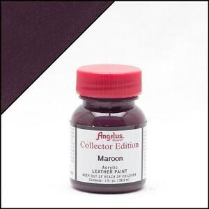 Angelus Collector Edition Lederfarbe Maroon 29,5ml (26,95€/100ml)