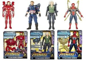 Infinity-War-Titan-Hero-Power-FX-Iron-Man-Captain-America-Spiderman-4-Toy-Play