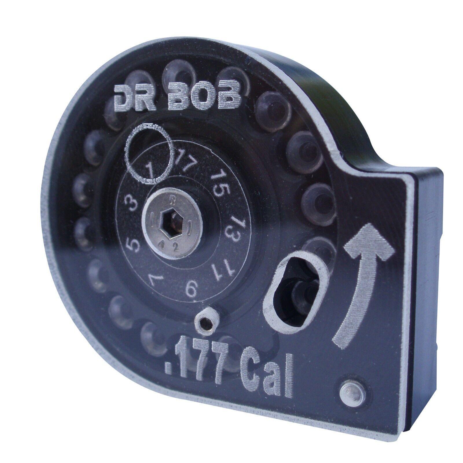 Thebattle Rapid kompatible AIR NUR Magazine alle Kaliber 12 und 17 Shot.