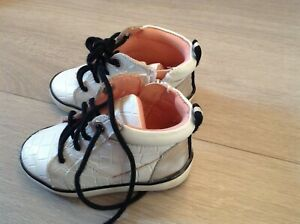 River Island baby girls shoes boots