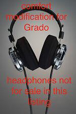 GRADO PS1000 -Unofficial Premium Grade Leather Suspension Strap for GRADO PS1000