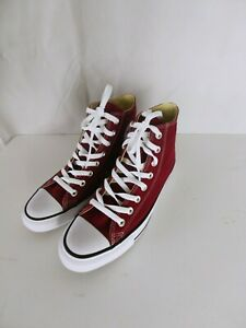 converse all star hombre granate