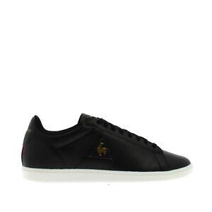 Le-Coq-Sportif-Courtset-Sport-Sneaker-Uomo-1920252-Black