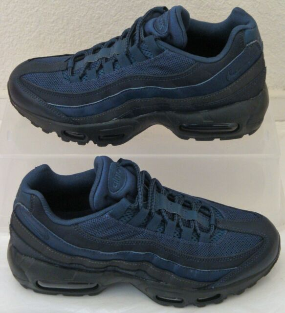 Size 7.5 - Nike Air Max 95 Essential Squadron Blue