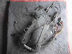 02 03 bmw 745 engine wiring harness 4 4l e65 e66 ebay rh ebay com