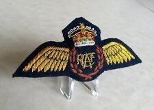 RCAF Royal Canadian Air Force Pilot Full Size Replica Wing WW II WW2